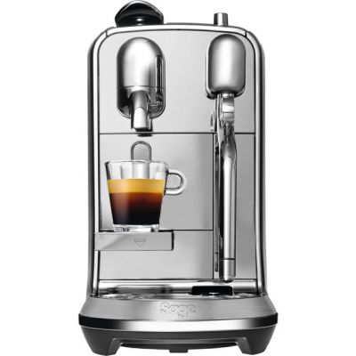 Nespresso by Sage Creatista Plus BNE800BSS - Stainless Steel Best Price, Cheapest Prices