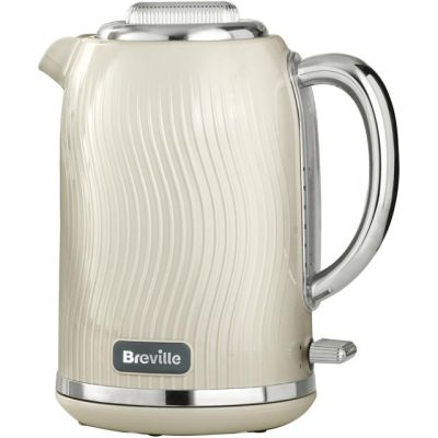 Breville Flow Collection VKT091 Kettle - Cream Best Price, Cheapest Prices