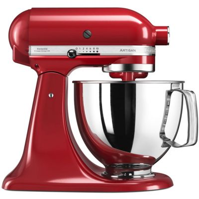 KitchenAid Artisan 5KSM175PSBER Stand Mixer with 4.8 Litre Bowl - Empire Red Best Price, Cheapest Prices