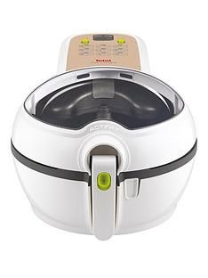 Tefal ActiFry Original Plus with Snacking Tray GH847040 - White / 1.2kg Best Price, Cheapest Prices
