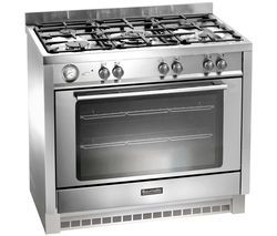 BAUMATIC BCG905SS Gas Range Cooker - Stainless Steel Best Price, Cheapest Prices
