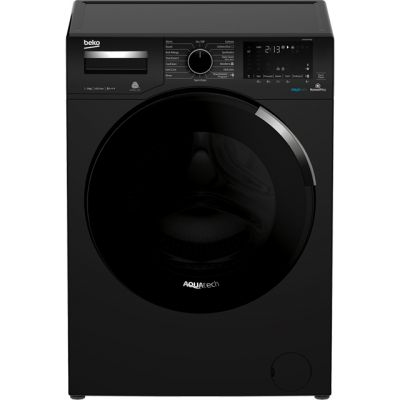 Beko WY940P44EB 9Kg Washing Machine with 1400 rpm - Black - A+++ Rated Best Price, Cheapest Prices