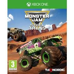 Monster Jam: Steel Titans Xbox One Game Best Price, Cheapest Prices