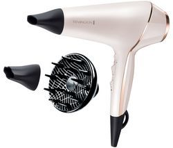 REMINGTON PRO-Luxe AC9140 Hair Dryer - White Best Price, Cheapest Prices