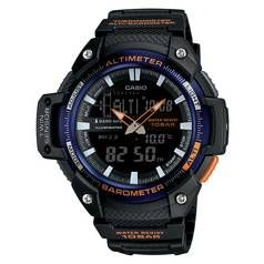 Casio Black Dial Twin Sensor Watch Best Price, Cheapest Prices