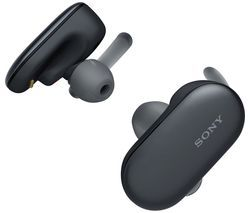 SONY WF-SP900B Wireless Bluetooth Headphones - Black Best Price, Cheapest Prices