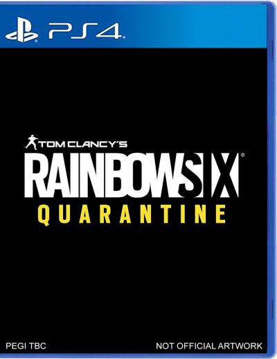 Rainbow Siege Six: Quarantine PS4 Pre-Order Game Best Price, Cheapest Prices