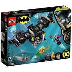 LEGO Super Heroes Batman Water Vehicle - 76116 Best Price, Cheapest Prices