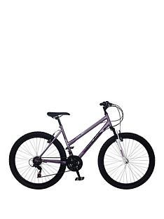 Bronx Apogee Front Suspension Ladies Mountain Bike 18 Inch Frame Best Price, Cheapest Prices