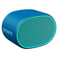 Sony SRS - XB01 Compact Wireless Speaker - Blue Best Price, Cheapest Prices
