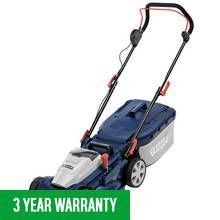 Spear & Jackson S2434CR 34cm Cordless Rotary Lawnmower - 24V Best Price, Cheapest Prices