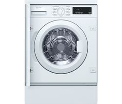 NEFF W543BX0GB Integrated 8 kg 1400 Spin Washing Machine - White Best Price, Cheapest Prices