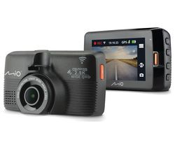 MIO MiVue 798 Quad HD Dash Cam - Black Best Price, Cheapest Prices