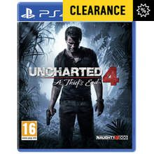 Uncharted 4: A Thief's End PS4 Game Best Price, Cheapest Prices