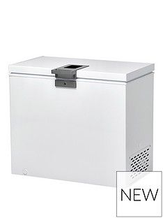 Hoover Hmch202El 197-Litre Chest Freezer -White Best Price, Cheapest Prices