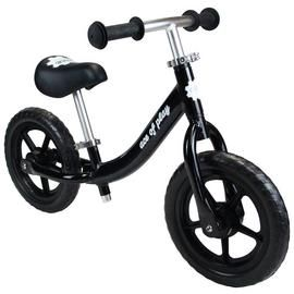 Ace of Play Balance Bike - Black Best Price, Cheapest Prices