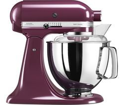 KITCHENAID Artisan 5KSM175PSBBY Stand Mixer - Boysenberry Best Price, Cheapest Prices