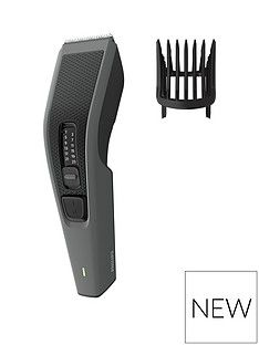 Philips Philips Series 3000 Hair Clipper with Stainless Steel Blades (Cordless) - HC3520/13 Best Price, Cheapest Prices