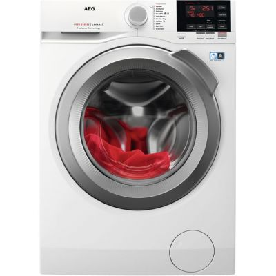 AEG ProSense Technology L6FBG942R 9Kg Washing Machine with 1400 rpm - White - A+++ Rated Best Price, Cheapest Prices