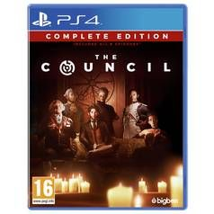 The Council PS4 Game Best Price, Cheapest Prices