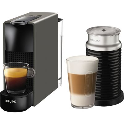 Nespresso by Krups Essenza Mini XN111B40 - Grey Best Price, Cheapest Prices
