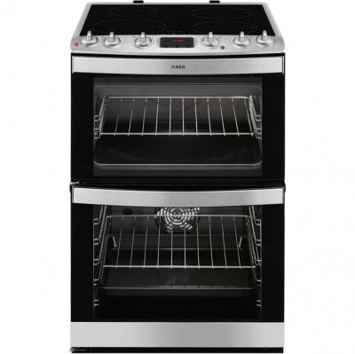 Aeg 41102iu Mn Electric Cooker With Induction Hob