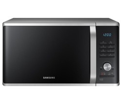 SAMSUNG MS28J5215AS Solo Microwave - Silver Best Price and Cheapest