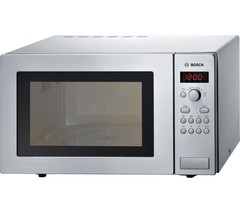 BOSCH HMT84M451B Solo Microwave - Stainless Steel Best Price and Cheapest