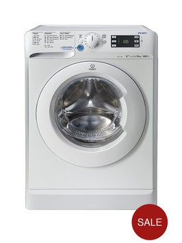 Indesit Innex XWE101683W 1600 Spin, 10kg Load Washing Machine - White Best Price and Cheapest