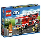 LEGO City Fire Ladder Truck 60107 Best Price and Cheapest
