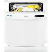 Zanussi ZDF26001WA 13 Place Freestanding Dishwasher White
