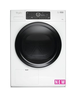 Whirlpool Supreme Care Premium+ FSCR12441 12kg load, 1400 Spin Washing Machine - White Best Price and Cheapest