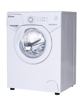 Candy AQUA 100F3.5kg, 1000 Spin Washing Machine Best Price and Cheapest