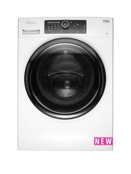 Whirlpool Supreme Care FSCR90430 9kg load, 1400 Spin Washing Machine - White Best Price and Cheapest