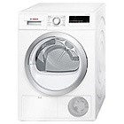 Bosch Serie 4 WTN85200GB Condenser Tumble Dryer - White Best Price and Cheapest