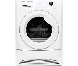 ZANUSSI ZDH8333W Heat Pump Tumble Dryer - White Best Price and Cheapest