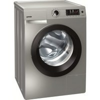 Gorenje Colour Collection W8543LA 8Kg Washing Machine with 1400 rpm - Aluminium Best Price and Cheapest