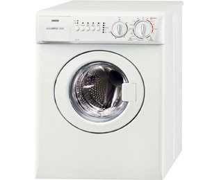 Zanussi ZWC1301 3Kg 1300 SpinCompact Washing Machine in White Best Price and Cheapest