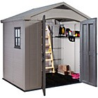 Keter Apex Shed Plastic 8 x 6 x 7' (Nominal)