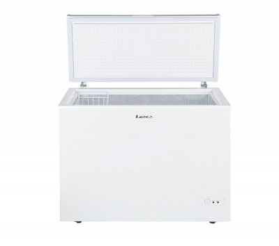 LEC CF300L Chest Freezer - White Best Price and Cheapest