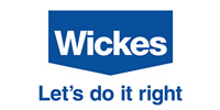 Wickes Hydro LED Lit Touch Control Electric Shower Kit - Black/Chrome 8.5kW Prices at Wickes